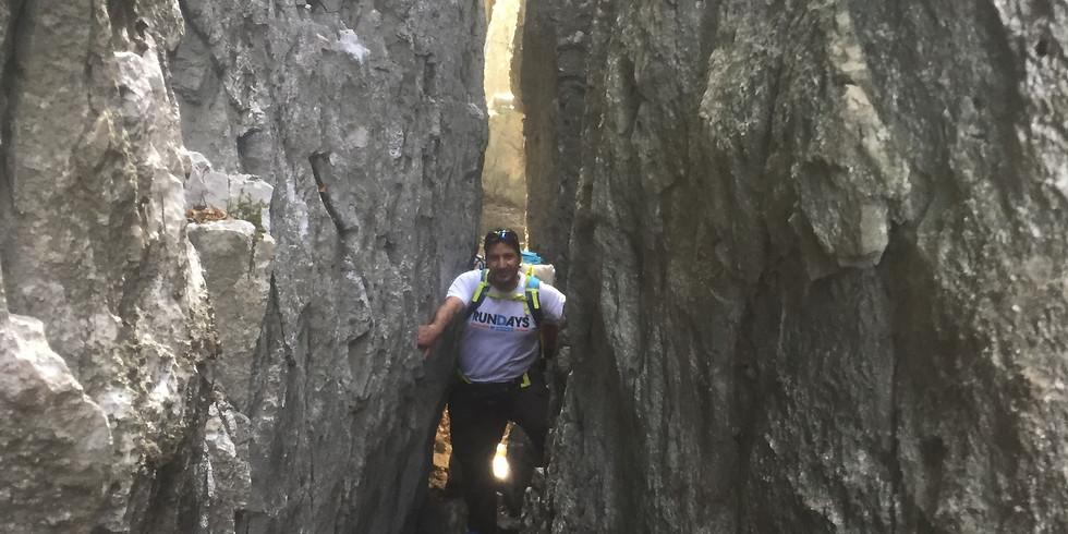 Labirinto della Cornagera e Monte Poieto