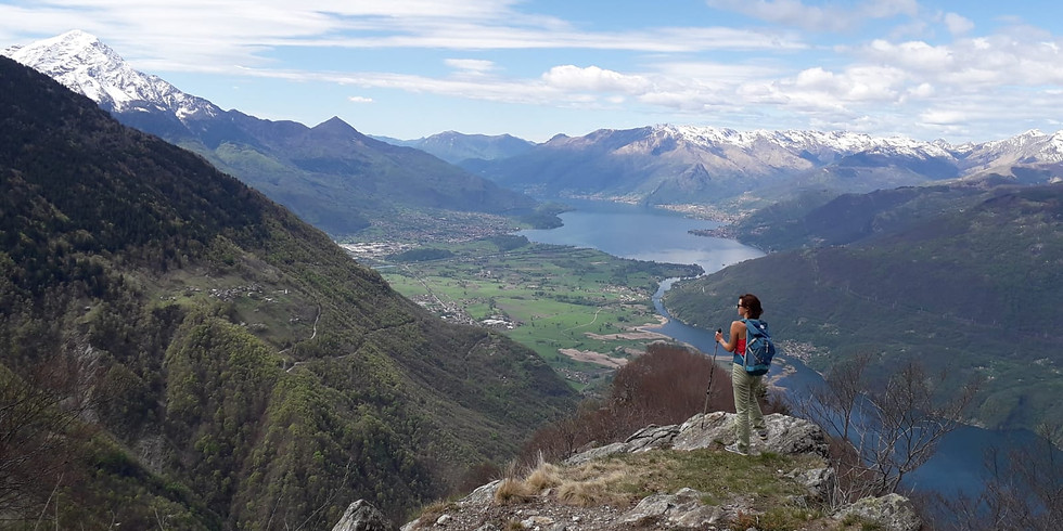 Trek in Val dei Ratti 13 e 14 luglio...