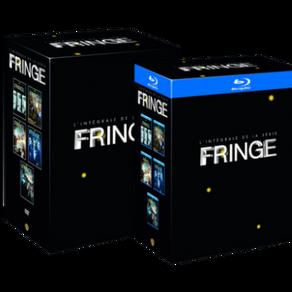 Fringe l'Intégrale (réédition 2019)