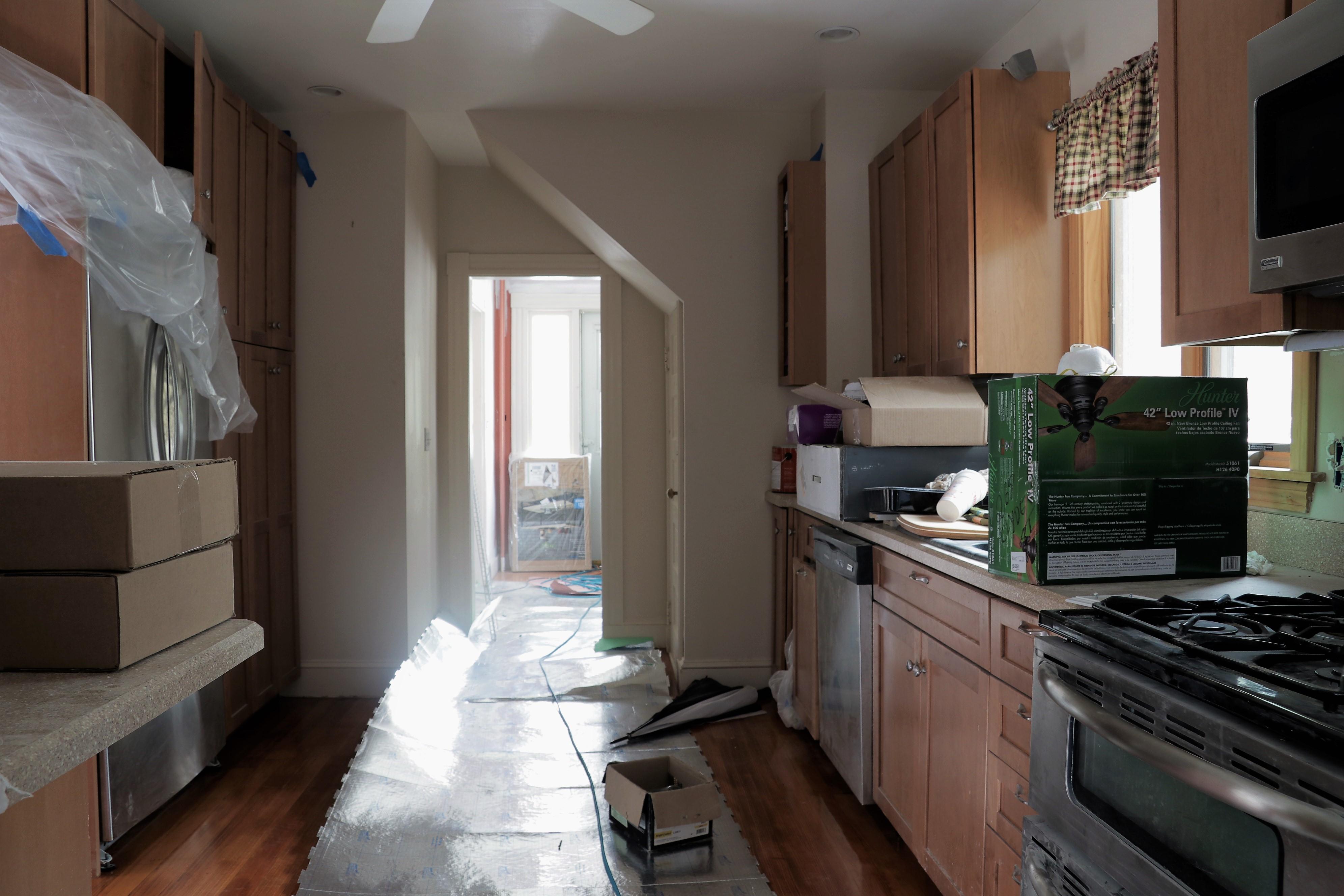 kitchen clyde street