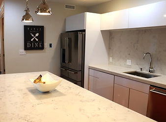 Modern Kitchen by P. Northeast Contractors