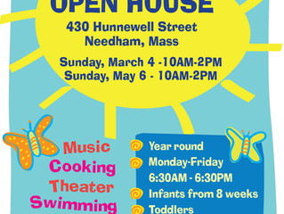 Little Corner SchoolHouse Needham Open House In March and May 2018