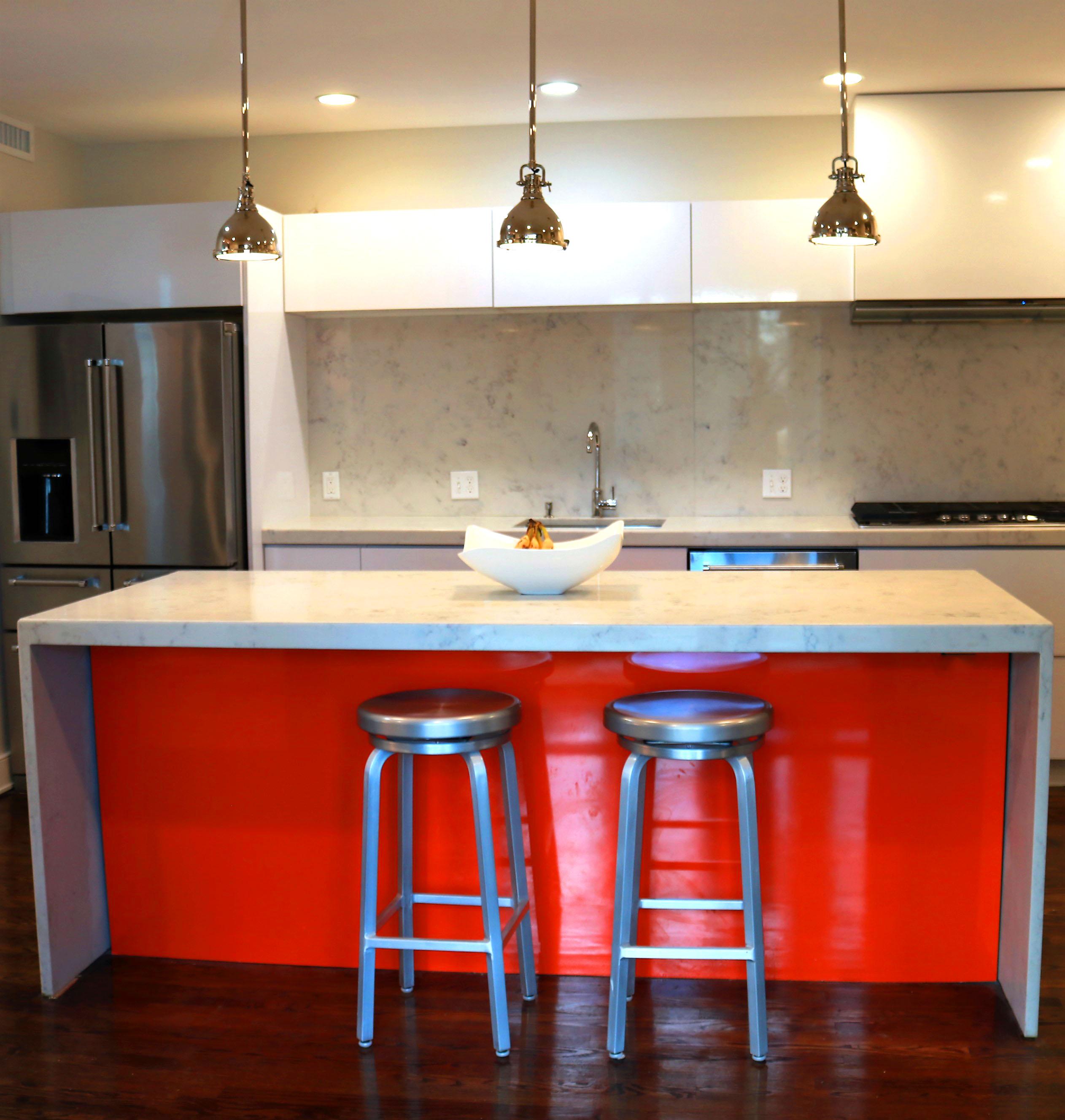 Modern Kitchen Project