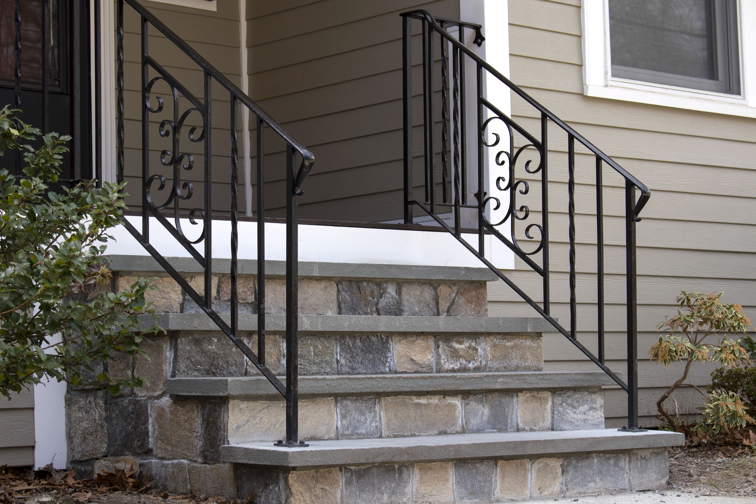 Masonry Steps Project