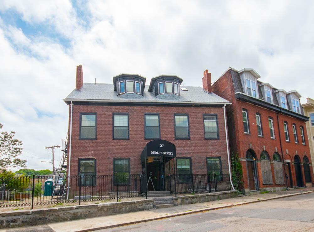 27 Dudley Street Boston Condo Renovation