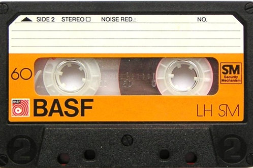Fita K7 - No Hard Life - Demo Tape
