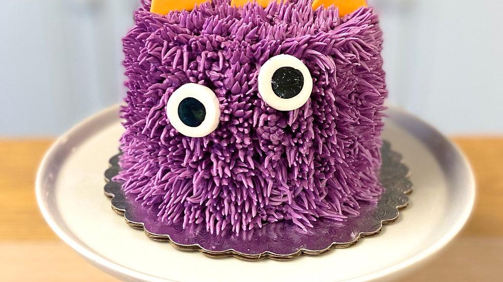 Mini Monster Cake