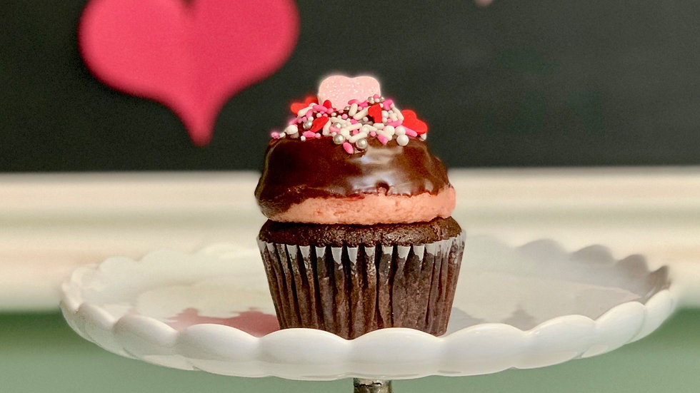 Valentine's Day Specialty Cupcakes