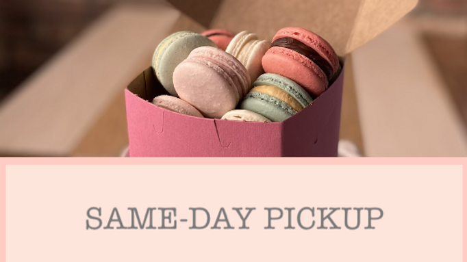 Macarons Box Set