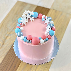 Beads & Baubles Cake