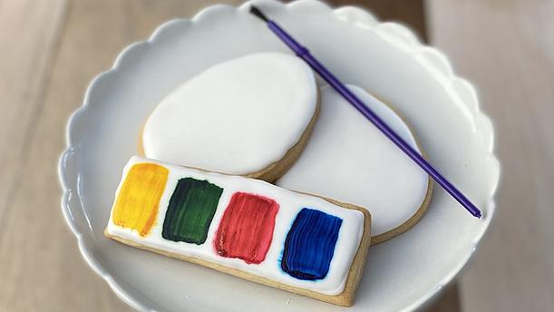 Sugar Cookie Painting Kit