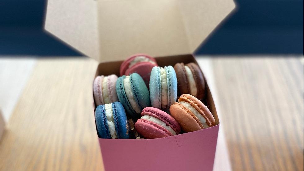 Valentine's Macarons Box