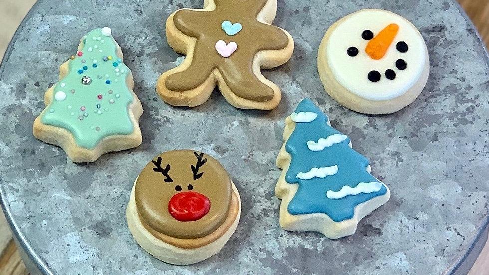 Mini Sugar Cookies Set