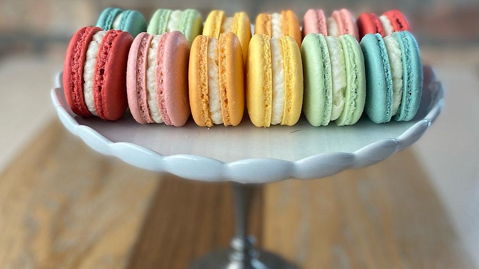 Summer Macarons Box Set