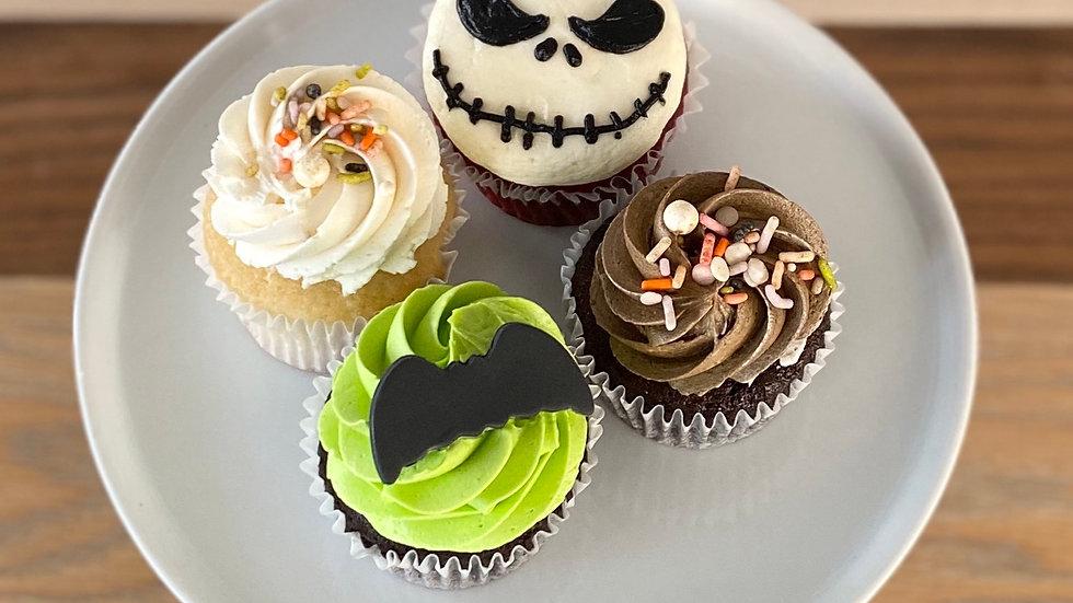 Halloween+Fall Cupcakes