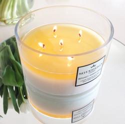 Candle Wax Pool