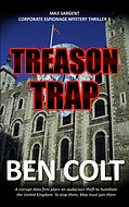 max sargent treason trap spy thriller.jp