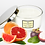 Thumbnail: 410G LUXURY 3 WICK CANDLE Grapefruit and Mangosteen