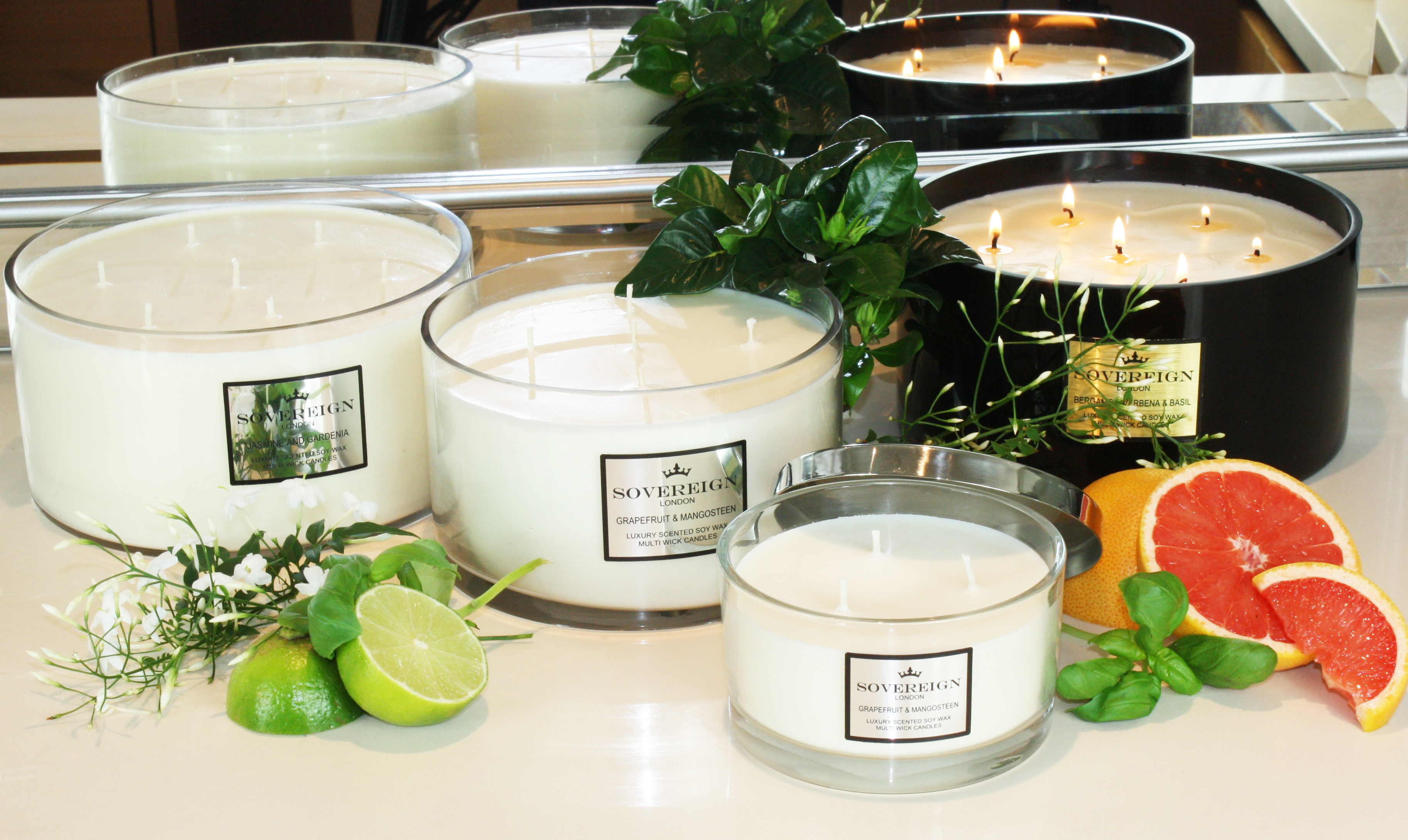 100% Natural Soy Wax