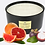 Thumbnail: 2KG LUXURY 7 WICK CANDLE Grapefruit and Mangosteen