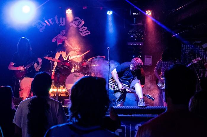 The Band GOOD. at Dirty Dog