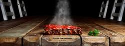 8 Hours Slow Roasted Pork RIbs