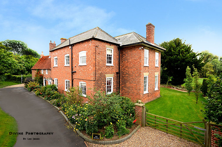The Grange, Westborough, Lincolshire
