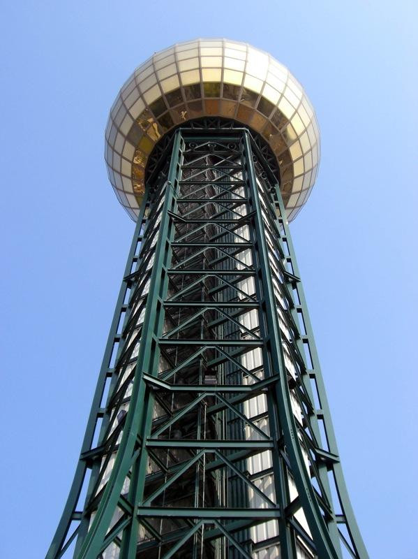 Sunsphere, Expo 1982 Knoxville