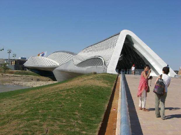 Bridge Pavilion, Expo 2008 Zaragoza