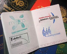 Expo Passports: One-of-a-Kind Documents of Your Expo Experience