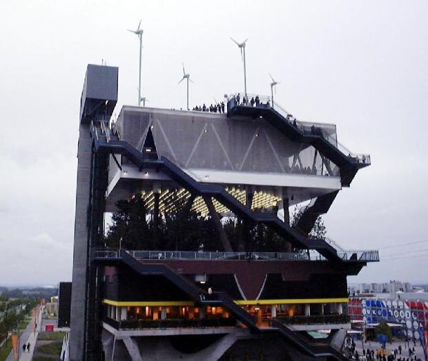 Netherlands Pavilion, Expo 2000 Hannover