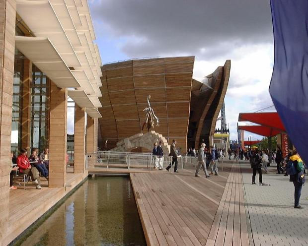 Hungary Pavilion, Expo 2000 Hannover