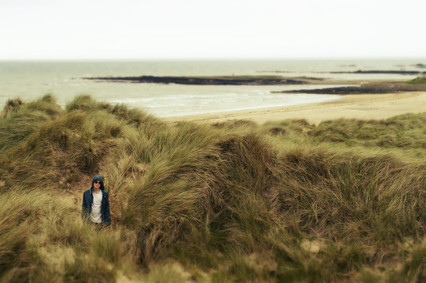 Windy Dunes, North Wales