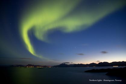 Northern Lights, Unstad