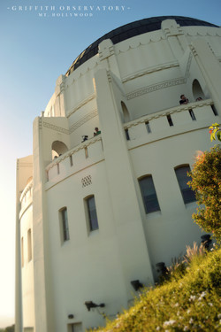 Griffith Observatory Tower