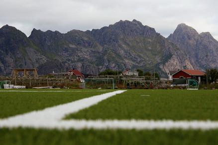 Henningsvaer, Norway
