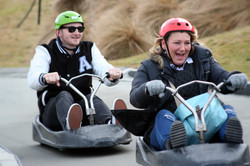 Luge Punters