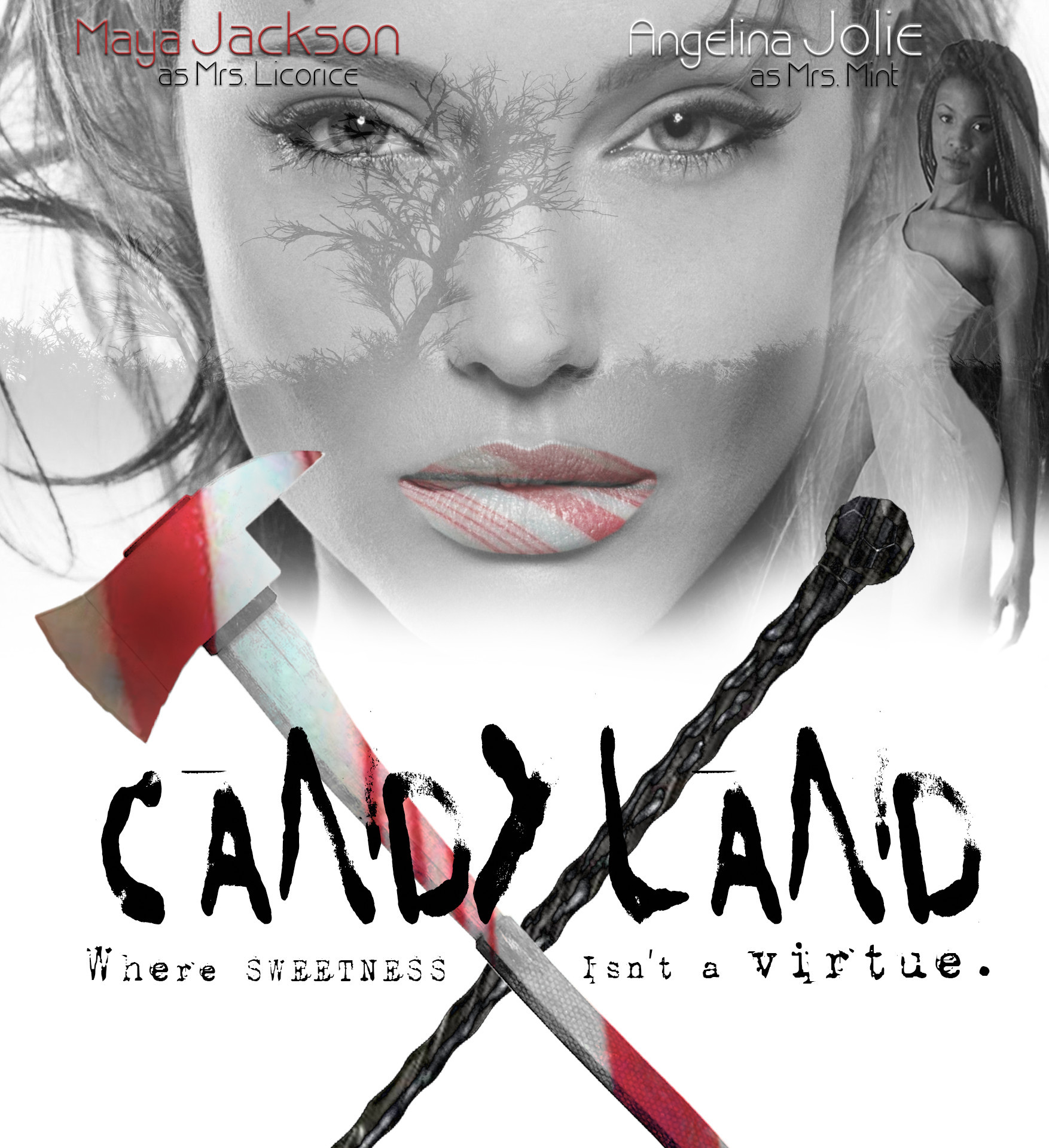 Candy Land Movie Poster