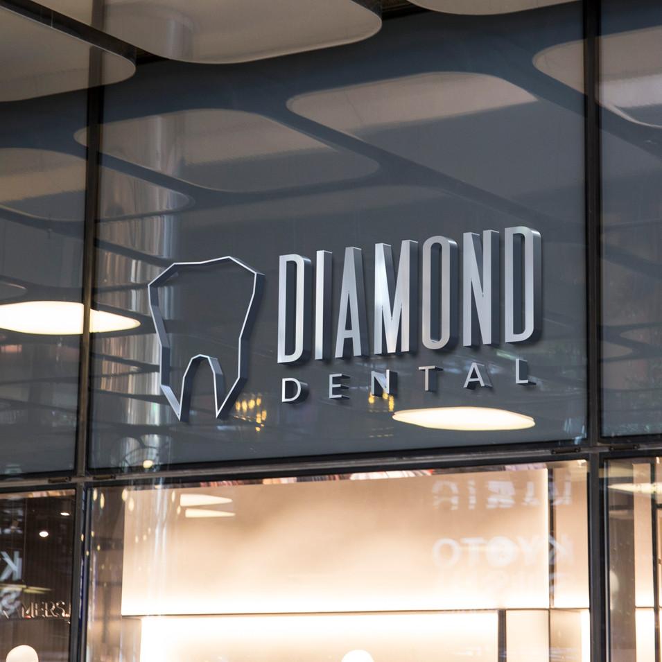 Diamond Dental-Signage Mockup.jpg