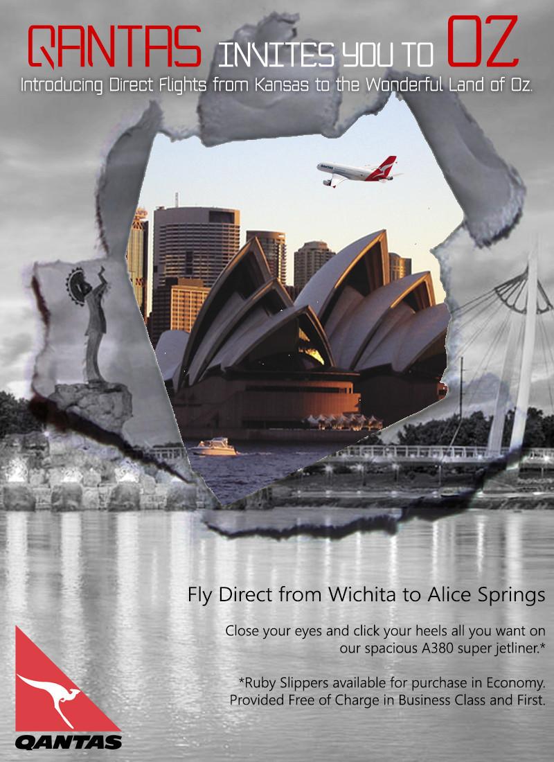 Qantas Ad