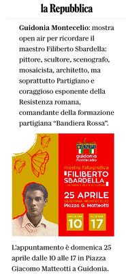 La Repubblica, 24.04.2021