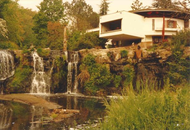 Villa Sbardella, Formello 1962