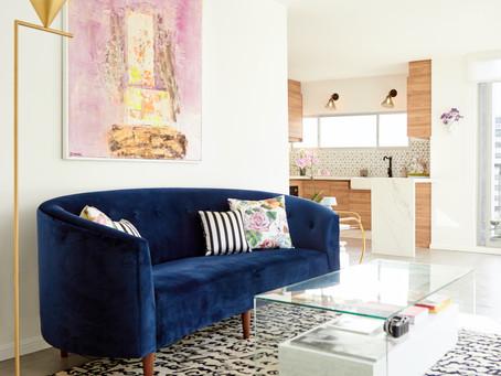 La esencia de nuestros clientes en cada diseño de interior