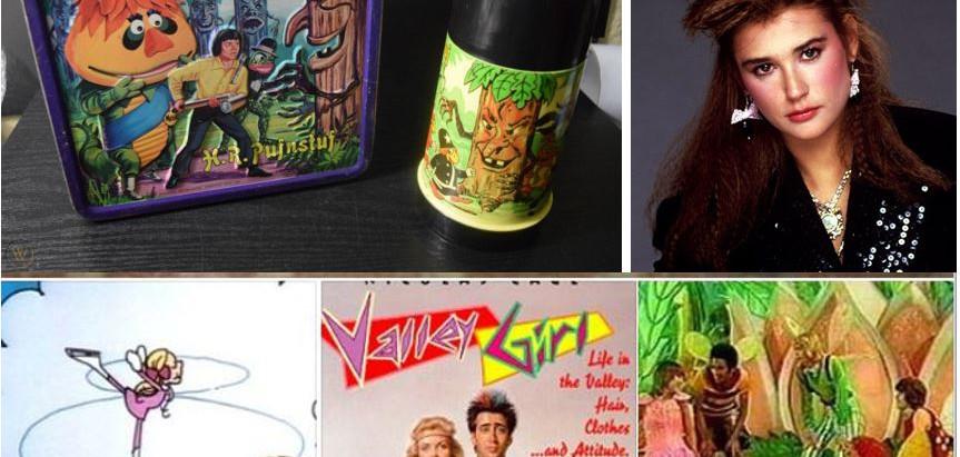 """The '70s/'80s Nostalgia """"Banzai Retro Club"""" podcast.  Episode 66: Memories With Suzanne"""