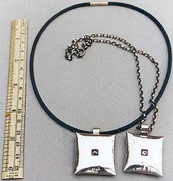 Parcel Necklace