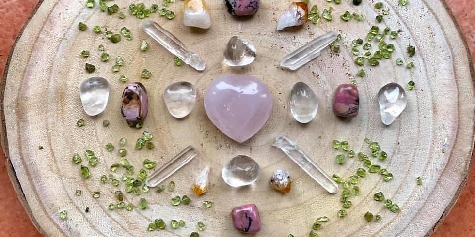 Le griglie di cristalli