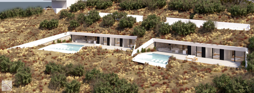 Private Residences in Kefalonia
