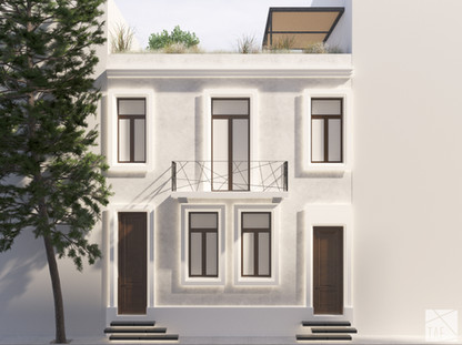 Building in Exarchia