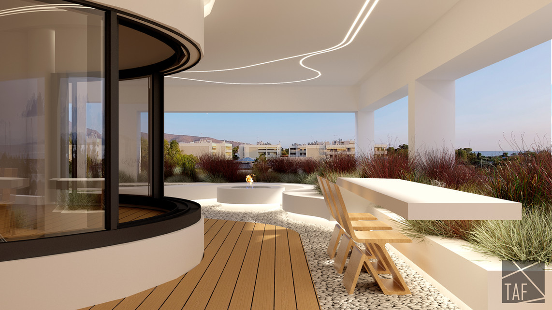 Roof Garden Elliniko