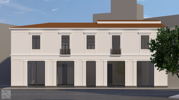 Building in Ermou